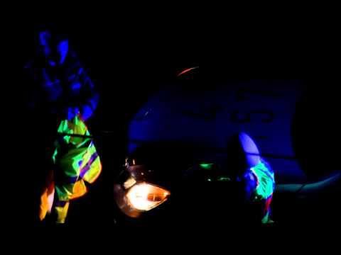 Polizei Ulm by Night