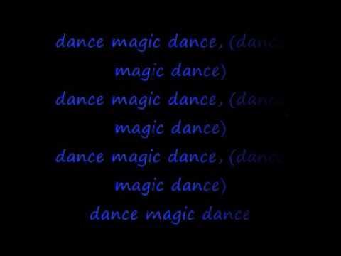 Magic Dance- lyrics
