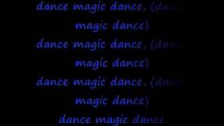 Magic Dance- lyrics