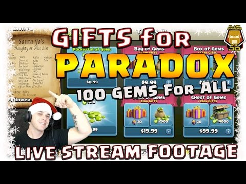 Clash of Clans: Give your Clan Gifts during December Update