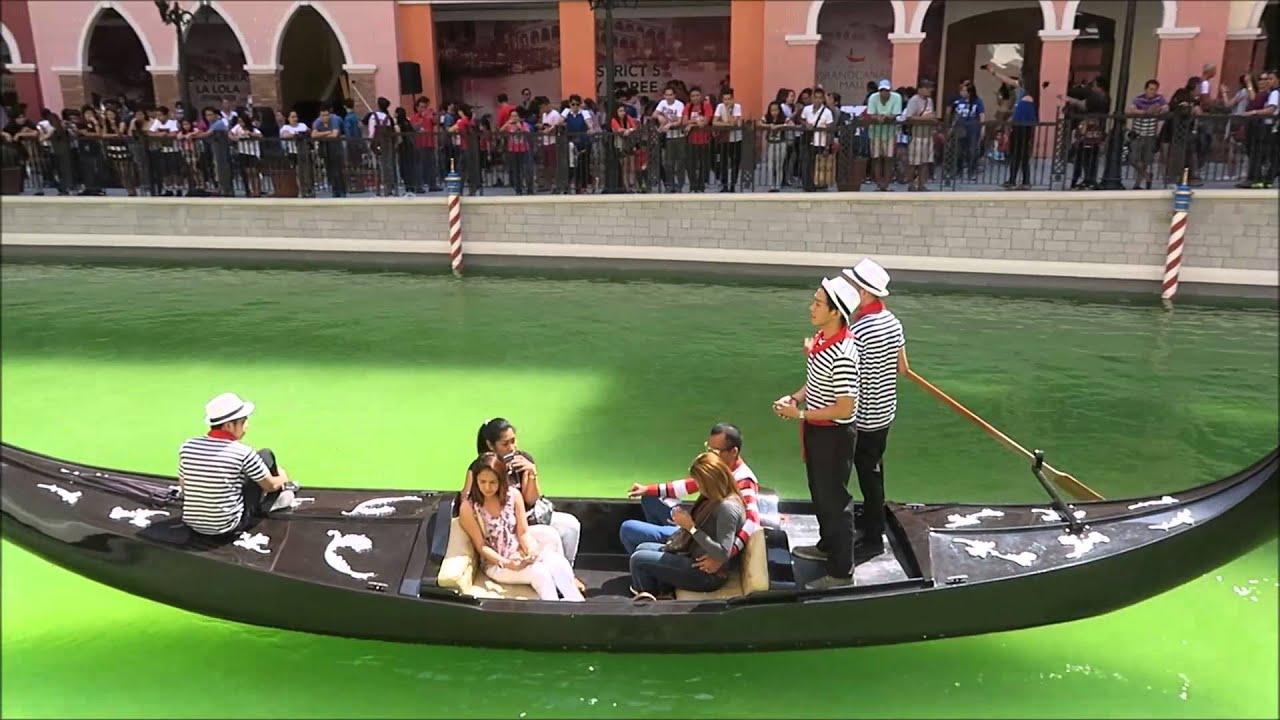 Venice Grand C At Mckinely Hill Gondola Ride