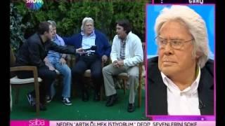 Cüneyt Arkin Esi Cocuklari Ailesi Sultan Türkan Soray Show Tv Canli Kisa-ömer almanyadan