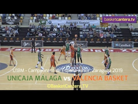 Unicaja Malaga - Valencia Basket Highlights | 7DAYS EuroCup, T16 Round 5 from YouTube · Duration:  2 minutes 20 seconds
