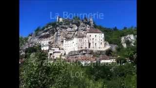 Cheval   La Bournerie   Gramat   Rocamadour   Lot