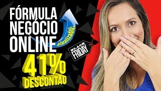 FORMULA NEGOCIO ONLINE 41% DESCONTO + SUPER BÔNUS | Luana Franco