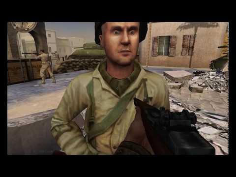 Medal Of Honor Allied Assault NPC Spawning