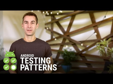 UI testing with Espresso - Android Testing Patterns #2