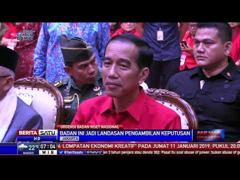 Megawati Usulkan Bentuk Badan Riset Nasional