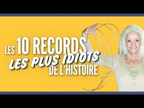 Top 10 des records les plus idiots de l'histoire