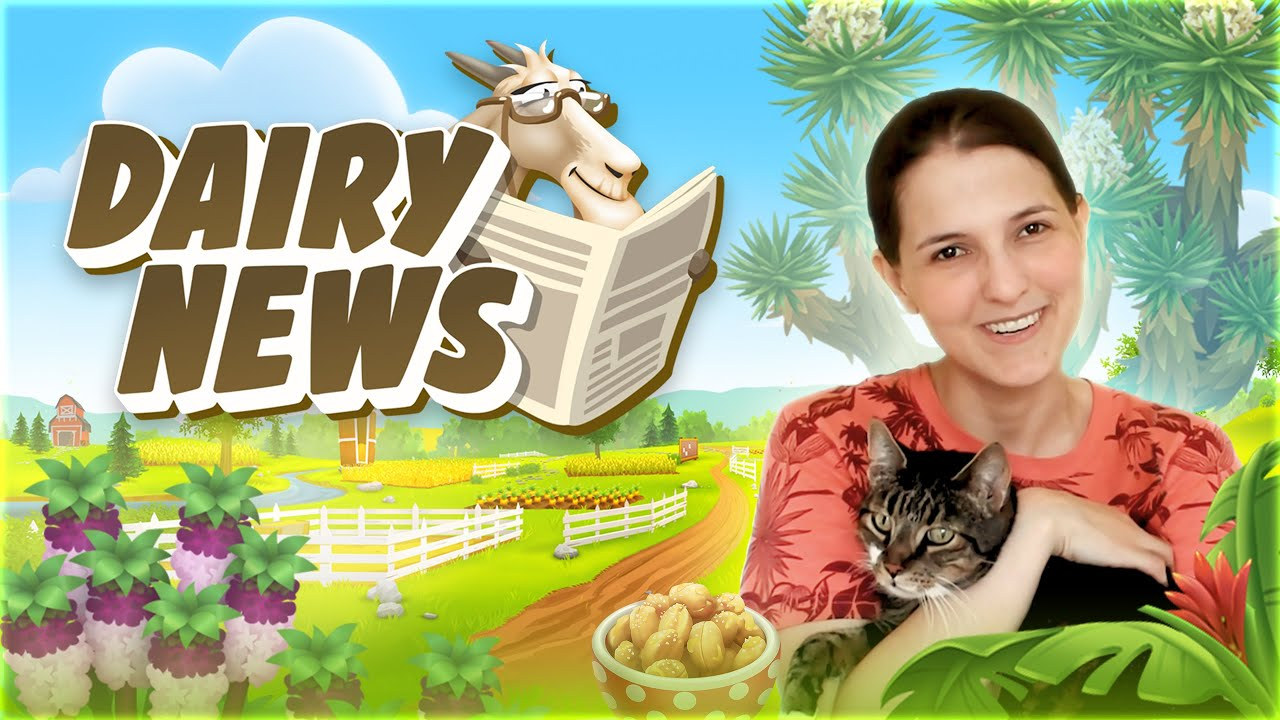 Hay Day Dairy News: Summer 2020 Update! 🐿️