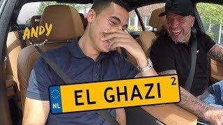 Anwar El Ghazi 2018 deel 2 - Bij Andy in de auto