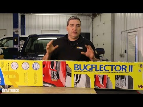 How to Install the AVS Bugflector II Bug Shield