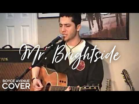 Music video Boyce Avenue - Mr. Brightside