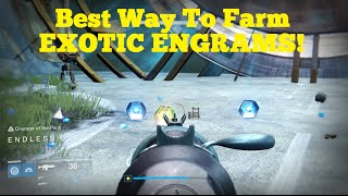 Destiny: The Taken King - Best & Fastest Way To Farm Exotic Engrams With Three of Coins