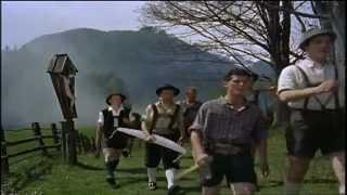 Toni Praxmair & Kitzbüheler Nationalsänger - Hoch droben auf dem Berg 1957