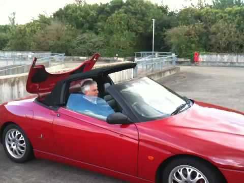 Alfa Romeo 3l Spider Youtube