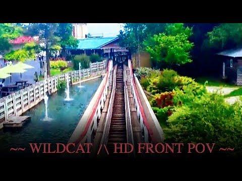Wildcat - Frontier City - HD Front Seat POV - 2016