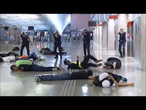 Exercise Northstar at Singapore's Changi Airport