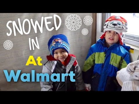 AMAZING INDIAN AND STUCK AT WALMART - Episode 38