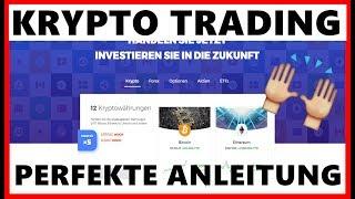 Kryptowährungen Trading ✔ Perfekte Anleitung für Neulinge ✔ Einführung in Deutsch