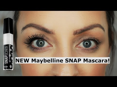 Maybelline Snapscara Review and Demo