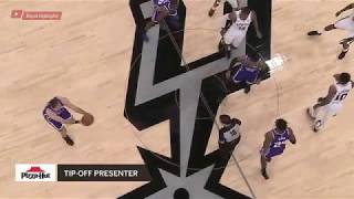 Sacramento Kings vs San Antonio Spurs - 1st Half Highlights | December 6, 2019 | NBA 2019-20