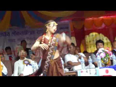 sunita sawa limbu dance