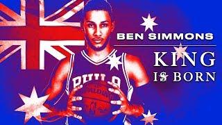 Ben Simmons Mix ᴴᴰ - King Is Born (17-18 Philadelphia 76ers Highlights)