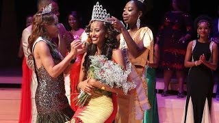 Ethiopian beauty Meron Wudneh Crowned Miss Africa USA 2014 | EBS_What's New