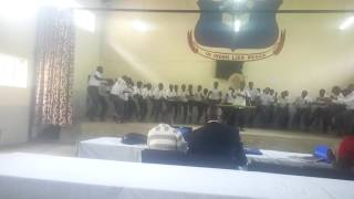 Eastleigh Boys Choir-kisii Folksong