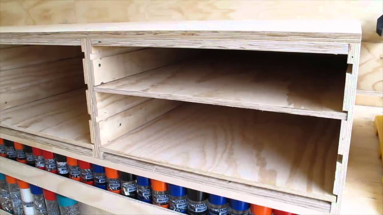 Mobile Wood Shop: Episode 4 - YouTube