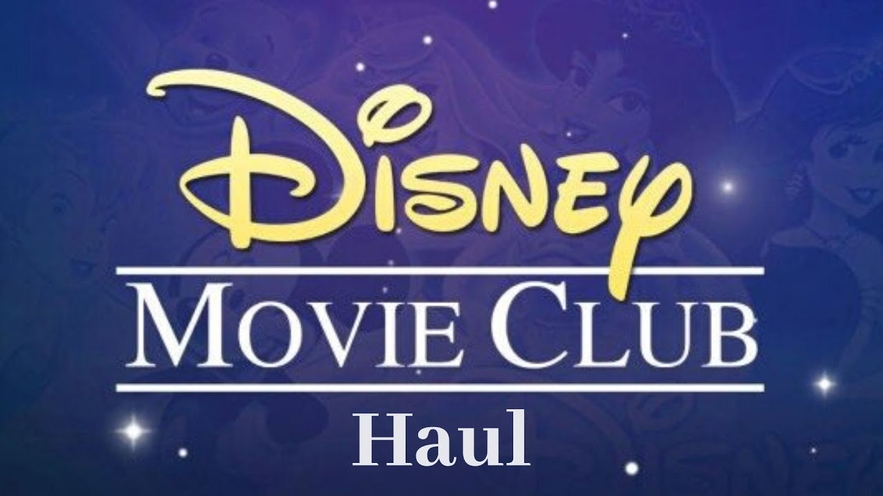 5eb1848b6 Disney Movie Club Exclusives and Steelbook Giveaway - YouTube