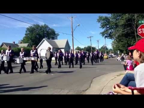 Ingersoll middle school band