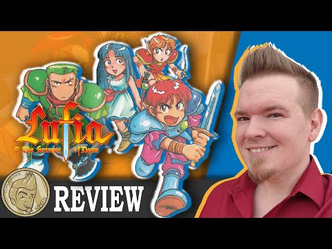Lufia & The Fortress Of Doom Review! [SNES] The Game Collection