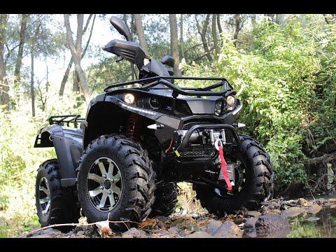 Linhai ATV 250 & Linhai ATV 400 [Обзор + Тест-драйв]