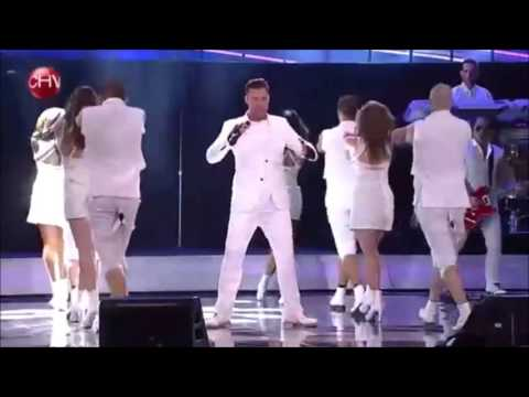 Ricky Martin  Come With Me Tonight Festival de Viña 2014