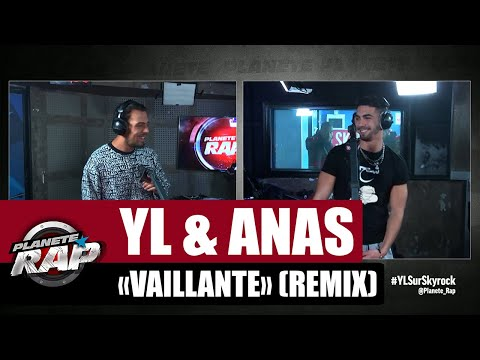 Youtube: YL « Vaillante » ft Anas (Remix) #PlanèteRap