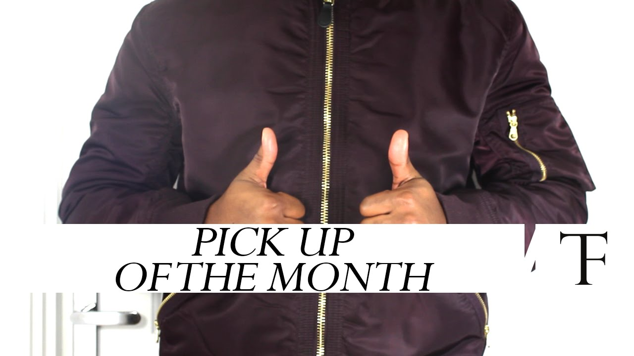 b3c908fae H&M BOMBER- PICK UP OF THE MONTH // NOV 14