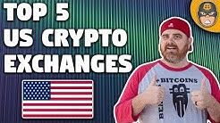 Top 5 Crypto Exchanges For Americans to Use