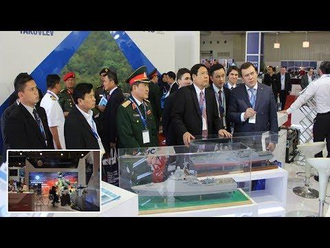 Nga-Việt thảo luận hợp đồng mới: Su-35, S-400, T-90