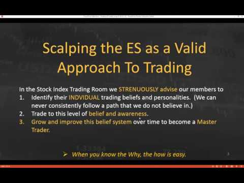 Scalping the Emini S&P as a Valid Approach to Trading