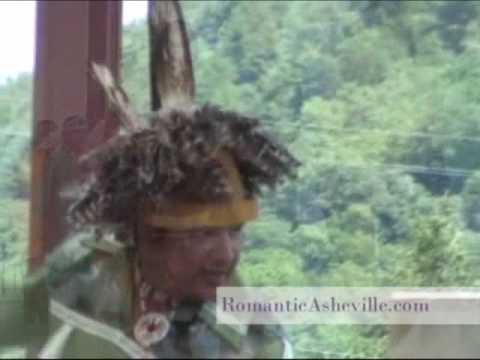 Festival of Native Peoples in Cherokee, NC