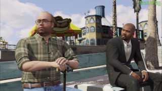 GTA 5 PS3 - Mission #33 - Hotel Assassination [100% - Gold Medal]