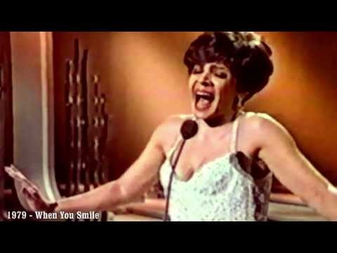 Shirley Bassey - When You Smile (1979 Show #6)
