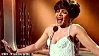 Watch Shirley Bassey When You Smile video