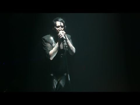 """KILL4ME (1st Time Live)"" Marilyn Manson@Fillmore Silver Spring, MD 9/27/17"