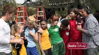 "Bella Thorne, Zendaya & More - Disney Friends for Change Games ""Dance Battle"" Dance Moves"