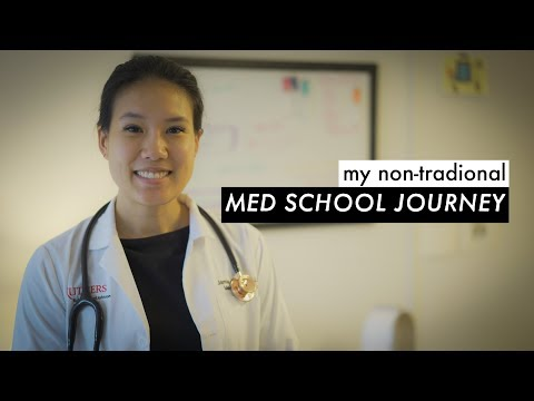 HOW I GOT INTO MEDICAL SCHOOL: My GPA, MCAT And My Non-tradional Journey!