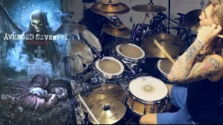 Kyle Brian - Avenged Sevenfold - Nightmare (Drum Cover)