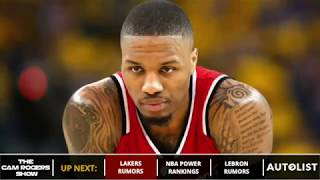 Lakers Rumors: Kawhi Leonard Trade, Damian Lillard to LA, Kobe Reacts To LeBron Deal
